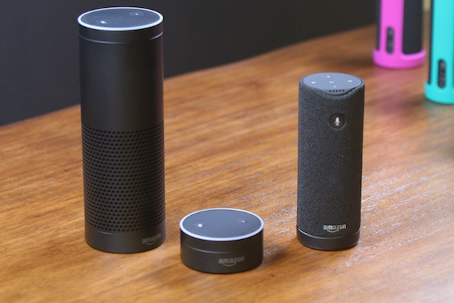Amazon Echo Devices Alexa