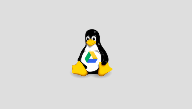 Google Drive Clients for Linux (Unofficial)