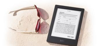 Kobo Aura H20 Kindle Alternative
