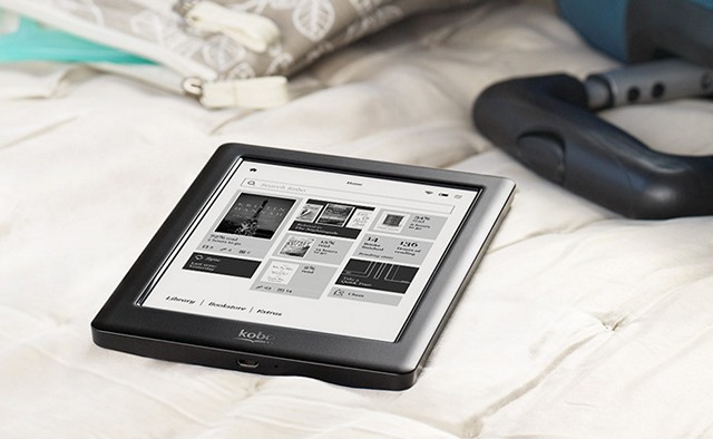 Kobo Glo HD Kindle Alternative