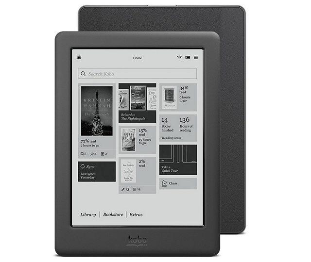 Kobo Touch 2.0 Kindle Alternative