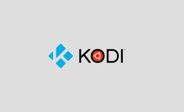 how to install Kodi on Ubuntu