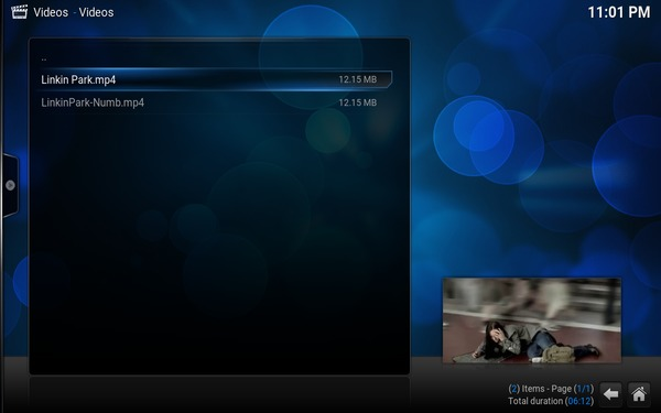 kodi-video-files-listed