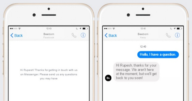 How to Set Up Facebook Pages Response Assistants