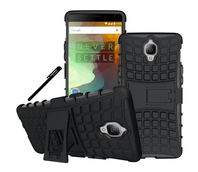 OnePlus 3 rugged kickstand