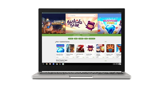 Run Android Apps on Chromebook