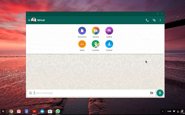 How to Install and Use WhatsApp on Chromebook | Beebom