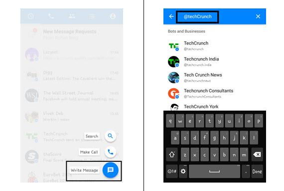 access-facebook-messenger-bot