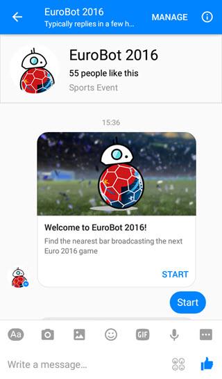 eurobot-facebook-messenger-bot