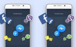 how to install multiple Whatsapp, Facebook, Snapchat accounts on Android