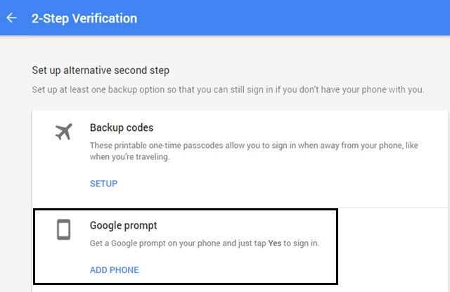 select-google-prompt