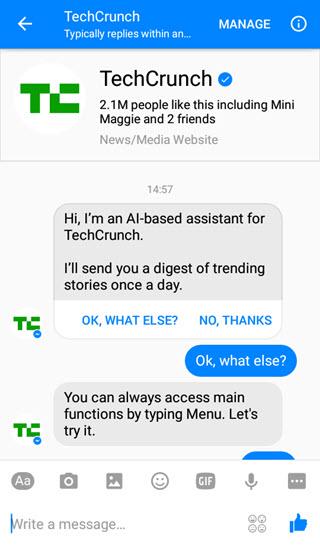 techcrunch-facebook-messenger-bot