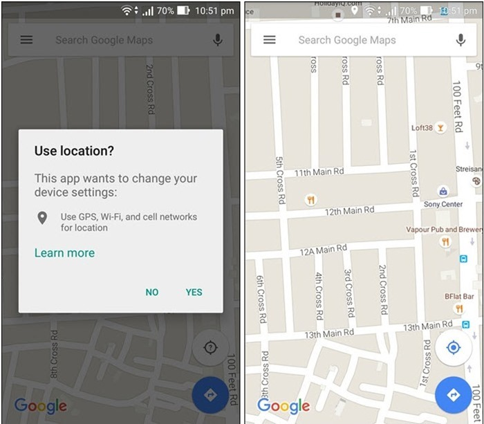 use location services less