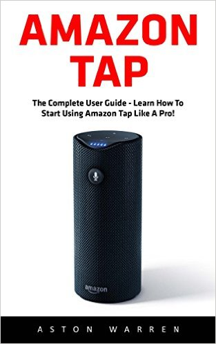 Amazon Tap User Guide Book