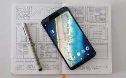 How to customize navigation bar in Android