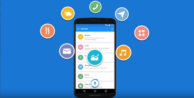 Hound Assistant vs Siri vs Google Now