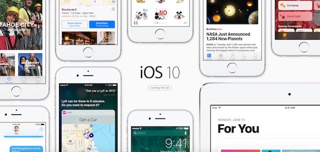 iOS 10 tricks