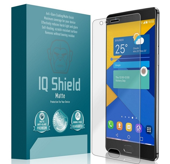 IQ Shield Matte OnePlus 3 screen protector