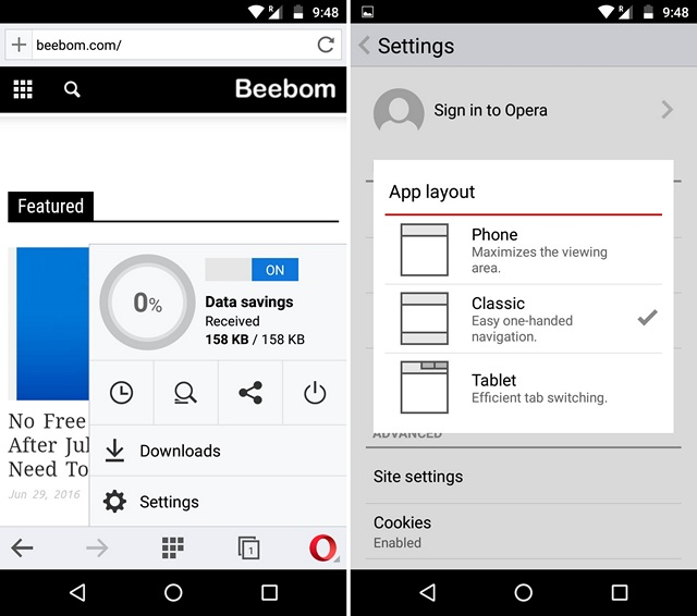 6 Best Dolphin Browser Alternatives For Android | Beebom