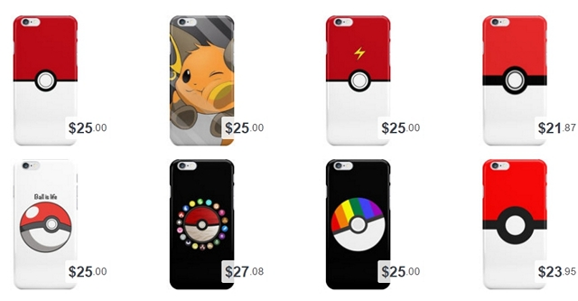 Pokemon Cases