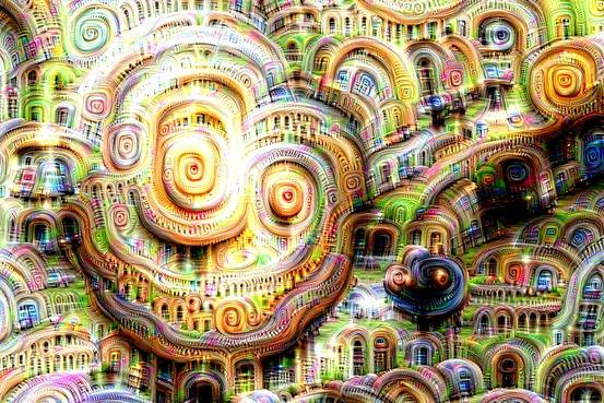 Tensor -bb- Google Image Generated Art