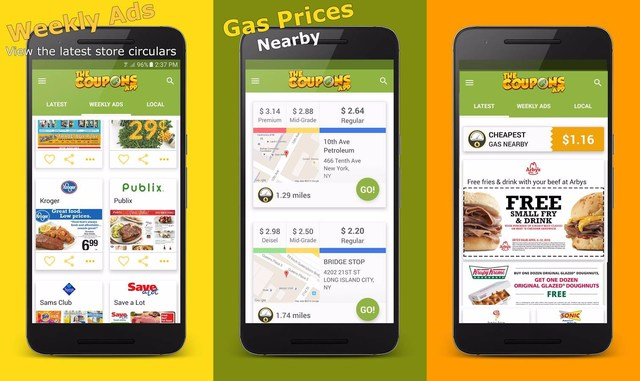 The-Coupons-App