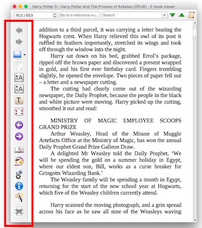 free ebook readers for Mac calibre_ebook_reader