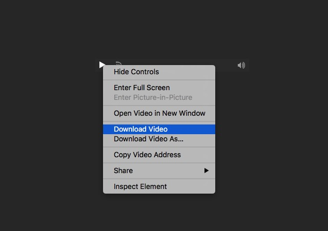 get dropbox like link file sharing in icloud download video as option