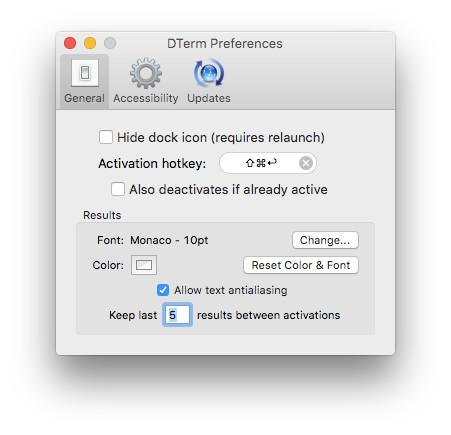 PuTTY alternatives on Mac