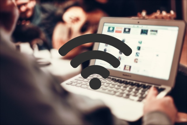 how to view saved WiFi password on Mac