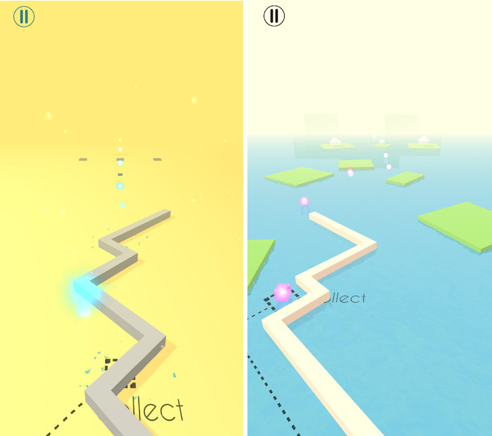 latest iPhone games through the fog