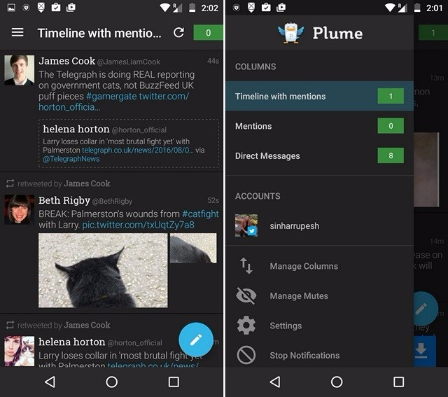 Plume Twitter App-compressed