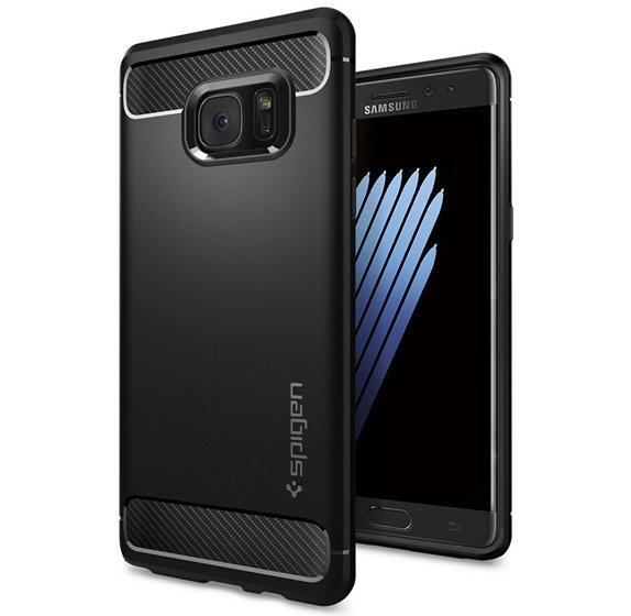 Spigen Rugged Armor Case Galaxy Note 7