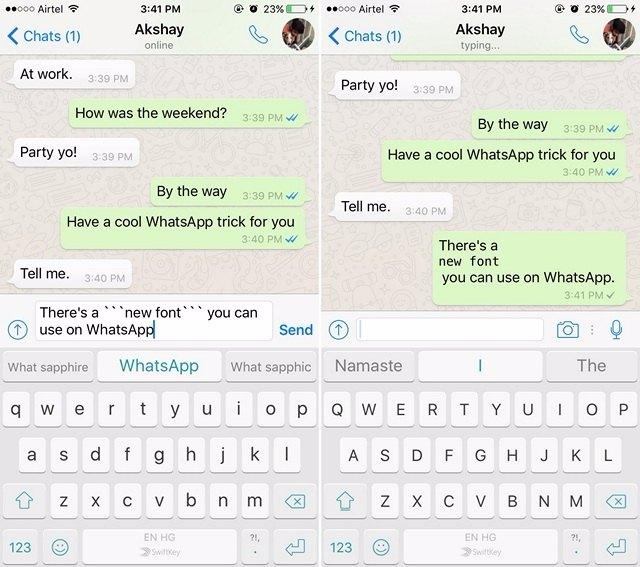 WhatsApp Tricks New Font-compressed