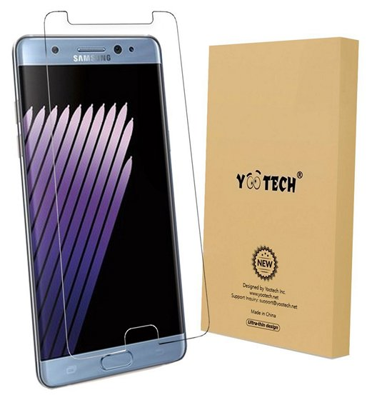 Yootech Screen Protector Note 7