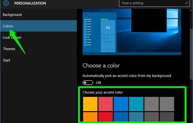 change-menu-color