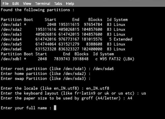 new-linux-distros-aryalinux-installer