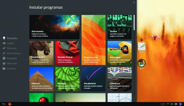 new-linux-distros-endlessos-menu