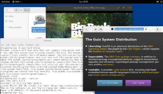 new-linux-distros-guix-desktop