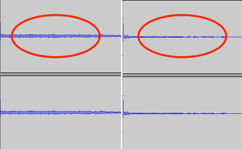 noise reduction comparison