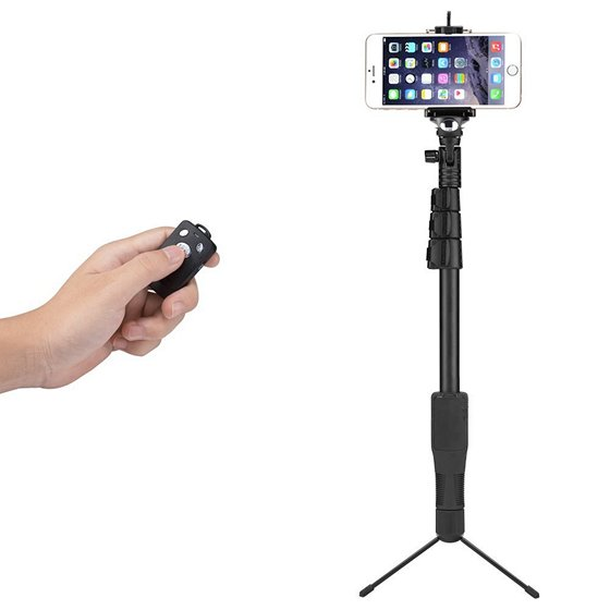 5 Best Bluetooth Selfie Sticks For Iphone 7 And 7 Plus