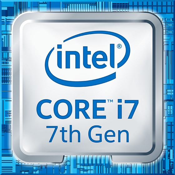 Intel Kaby Lake Core i7