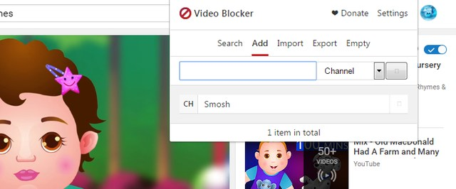 video-blocker