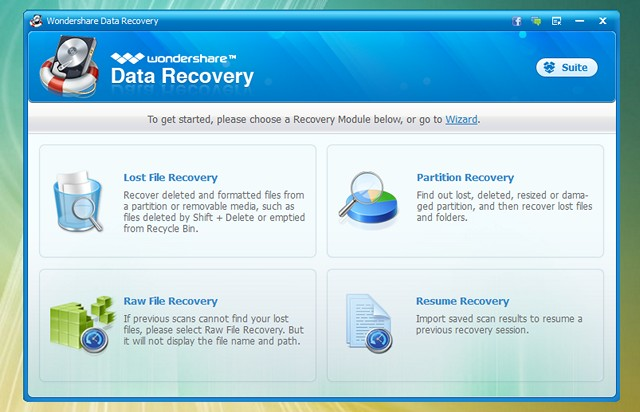 wondershare-data-recovery-review-standard-mode