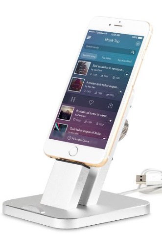 best iPhone 7 and iPhone 7 Plus Docks ziku dock for iPhone
