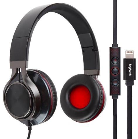 best lightning headphones brightech