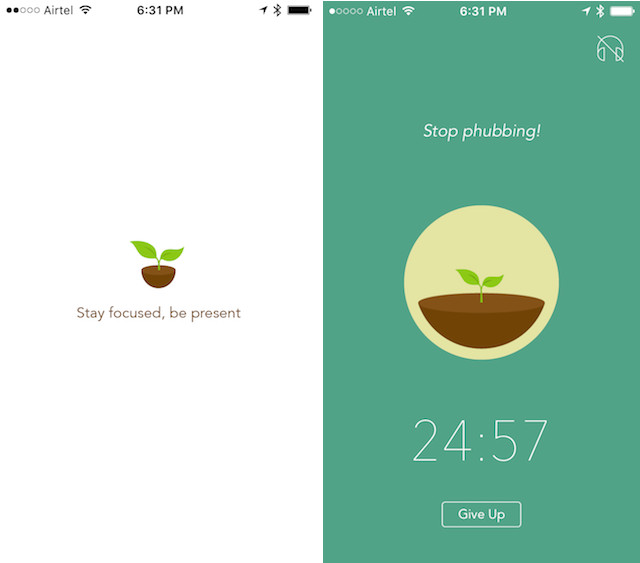 essential iPhone apps forest