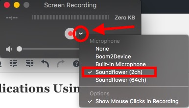 How to Record Screen with Audio on Mac | Beebom