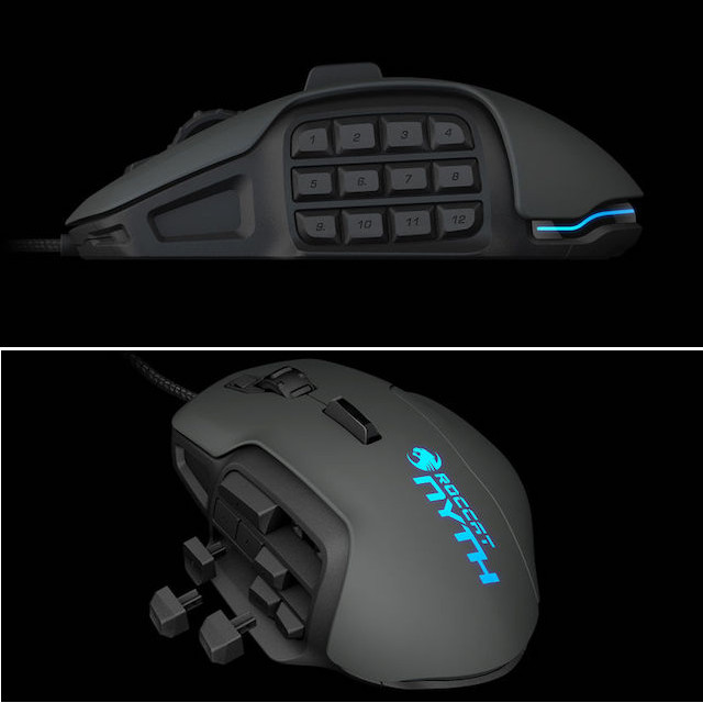 Best Gaming Mice roccat nyth