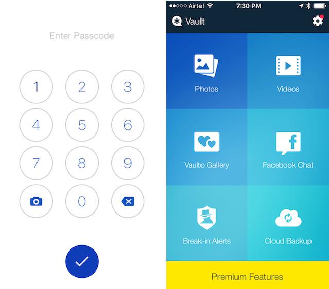essential iPhone apps vault hide photos
